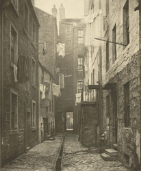 Close No 75 High Street, 1868